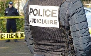 Police judiciaire. (Illustration)