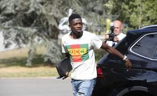 Ousmane Dembélé a été condamné à une amende pour avoir laisser son logement à Dortmund dans un sale état.