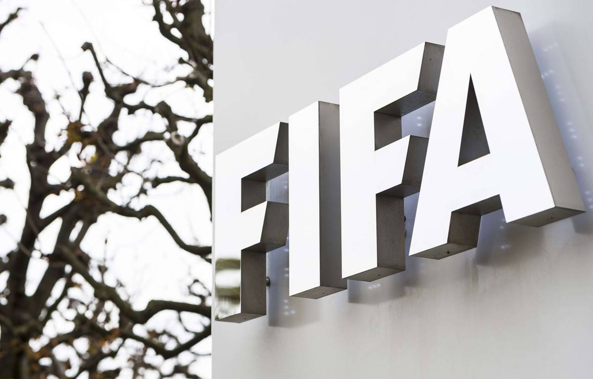 Une douzaine de responsables de la Fifa ont été arrêtés le 3 décembre 2015. – Dominic Steinmann/AP/SIPA
