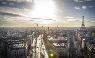 Paris (illustration).