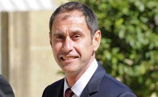 Le directeur de l'Institut d'études politiques de Paris, Richard Descoings, le 2 juin 2009, au palais de l'Elysée, à Paris.