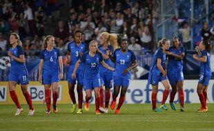 match equipe de france feminine
