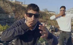 Les deux Marseillais ont tourné une parodie de PNL pour appeler à nettoyer les calanques