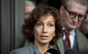 Audrey Azoulay, ministre de la Culture