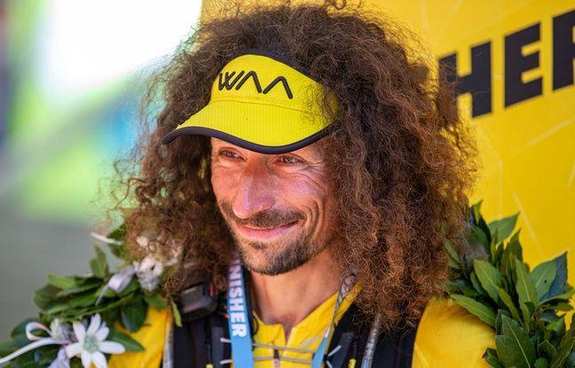 Luca Papi a savouré le plus grand succès de sa carrière, en septembre sur le Tor des Glaciers.