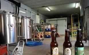 Née en 2015, la petite brasserie artisanale alsacienne La Narcose, passionnée d'expérimentations, a déjà commercialisé une douzaine de bières, toujours localement.