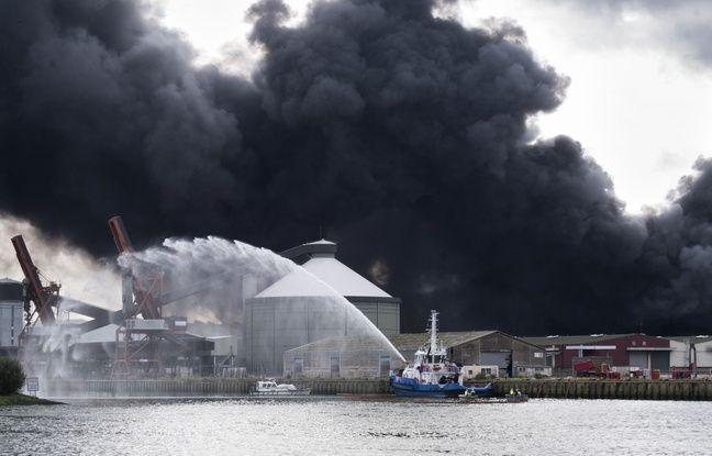 Incendie de Lubrizol: L'enquête élargie à des manquements de sécurité de la part des entreprises