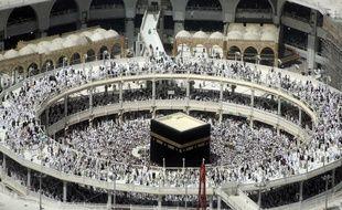 Chaque année, des musulmans du monde entier se rendent en pèlerinage à La Mecque, en Arabie saoudite.
