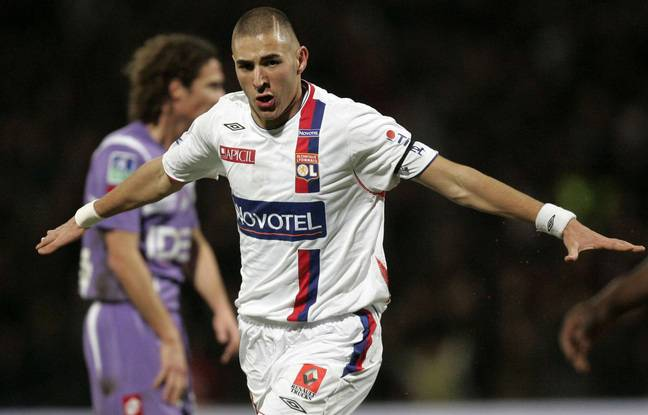 Karim Benzema notably flew over the 2007-2008 season, with 20 goals and 9 assists in Ligue 1, to lead OL to their 7th consecutive French league title.