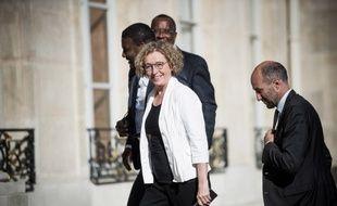 Muriel Pénicaud est ministre du Travail depuis mai 2017.