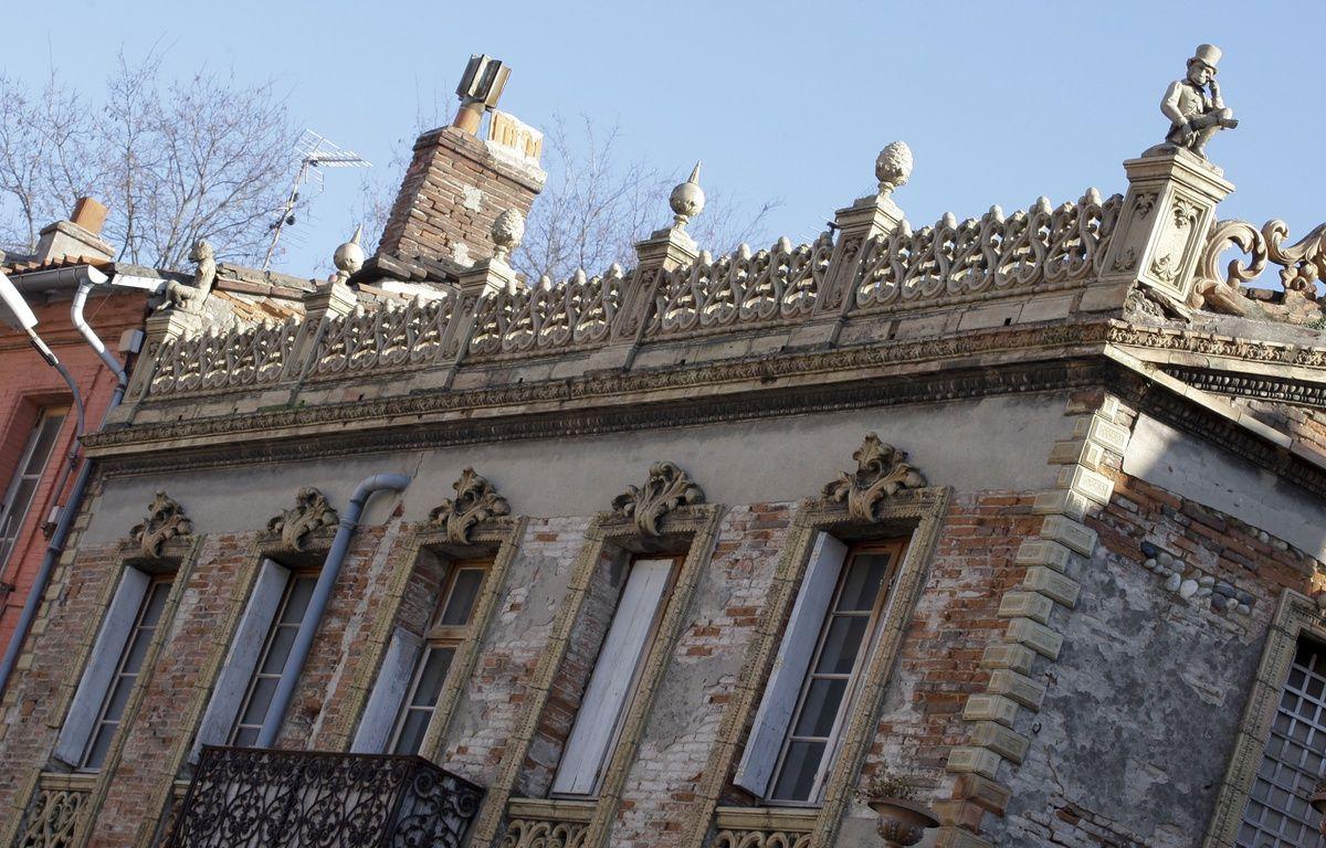 La maison Giscard qui jouxte la manufacture de l'avenue de la Colonne. – Frédéric Scheiber/20MINUTES