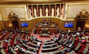 Le Sénat, le 16 juillet 2020 (illustration).