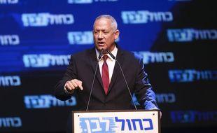 Le grand rival de Benjamin Netanyahou, Benny Gantz, a appelé à un gouvernement d'union alors que les législatives n'ont, a priori, pas désigné de vainqueur le 17 septembre 2019.