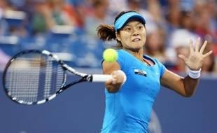 La Chinoise Li Na et l'Allemande Angelique Kerber se sont qualifiées samedi pour la finale du tournoi WTA de Cincinnati (Etats-Unis) en s'imposant respectivement à l'Américaine Venus Williams, 7-5, 3-6, 6-1, et à la Tchèque Petra Kvitova, 6-1, 2-6, 6-4, à quelques jours de l'US Open.
