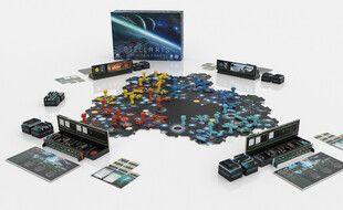 Le jeu de plateau Stellaris récolte près de 2 millions sur Kickstarter