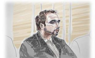 """Le jeune """"tueur de la crèche"""" Kim De Gelder a assuré lundi lors de son procès en Belgique que, pris de panique, il n'avait """"pas eu d'autres choix"""" que d'assassiner deux bébés, une puéricultrice et une vieille dame en janvier 2009, restant évasif sur ses mobiles."""