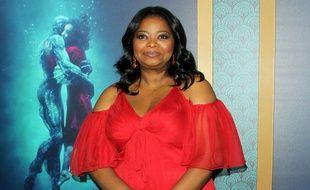 L'actrice nommée aux Oscars Octavia Spencer
