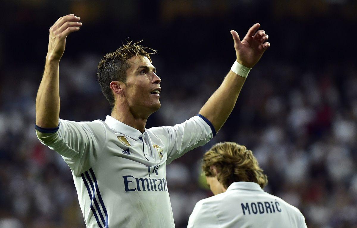 Info: Cristiano Ronaldo est très fort – GERARD JULIEN / AFP