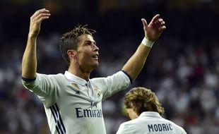 Info: Cristiano Ronaldo est très fort