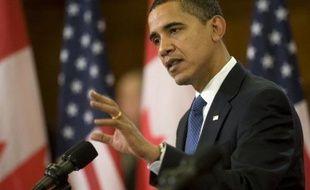 Les Américains paraissent satisfaits de leur président Barack Obama et sont largement favorables au plan de relance qu'il a fait adopter par le Congrès, selon les résultats d'un sondage publiés vendredi.