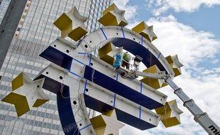 La BCE a abaissé son taux directeur à 0% le 10 mars 2016.