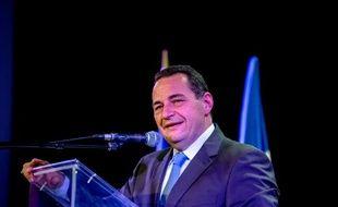 Le président du Parti chrétien démocrate Jean-Frédéric Poisson