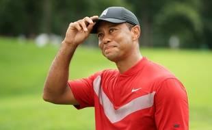 Tiger Woods est en train de rédiger son autobiographie.