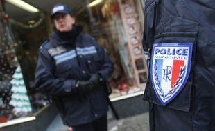 Police Municipale. (Illustration)
