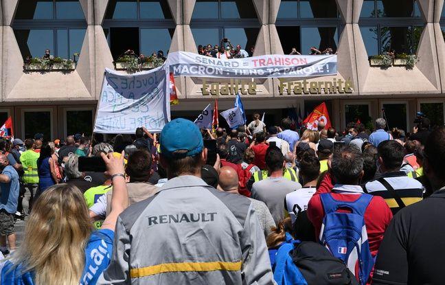 Coronavirus : «Je n'ai aucune intention» de fermer le site de Maubeuge, assure le président de Renault