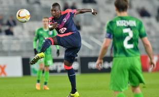 Abdou Traoré, l'ancien milieu de terrain des Girondins.