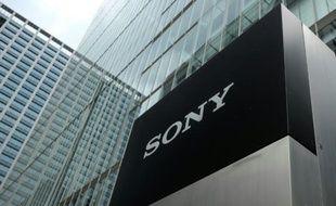 Le siège de Sony à Tokyo en juillet 2015