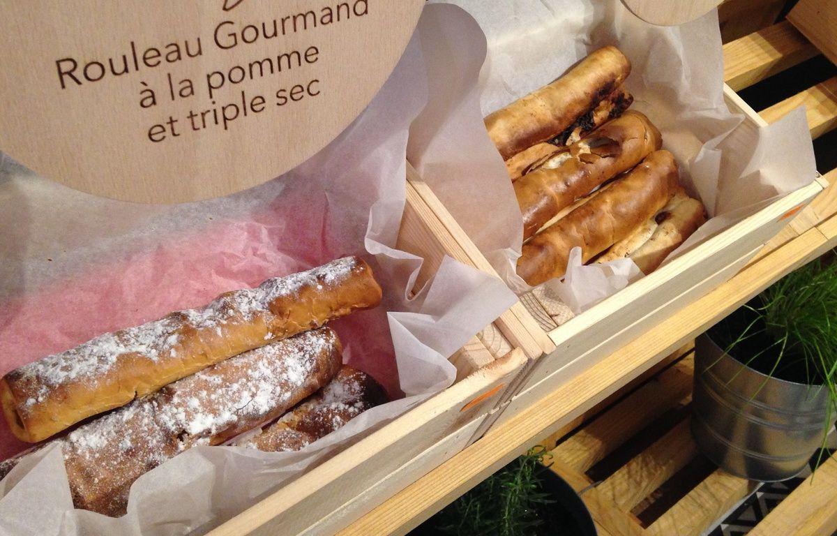 Créée à Strasbourg, l'enseigne Les Garçons Parisiens propose des pâtisseries salées et sucrées à base de pâte à bretzel et pâte feuilletée.  – F. Hernandez / 20 Minutes