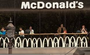 Restaurant McDonald's. Image d'illustration.