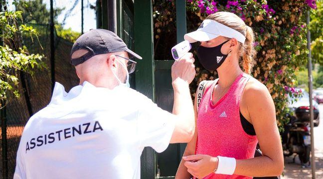 Le monde du tennis scrute le tournoi de Palerme