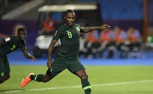 Odion ighalo, avec le Nigéria