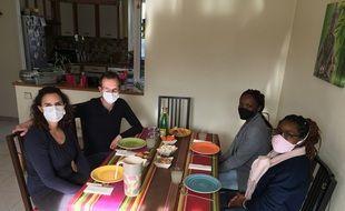 Soixante familles paloises sont volontaires pour accueillir des étudiants le temps d'un repas.