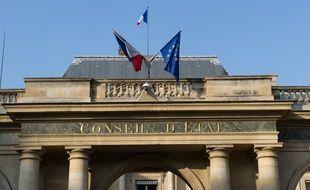 Le Conseil d'Etat à Paris le 27 mars 2012 (image d'illustration).
