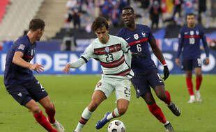João Félix est la future star de l'équipe portugaise