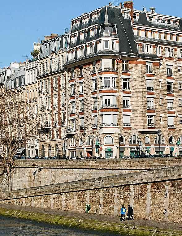 les prix de l immobilier parisien pourraient baisser de 35 en dix ans. Black Bedroom Furniture Sets. Home Design Ideas