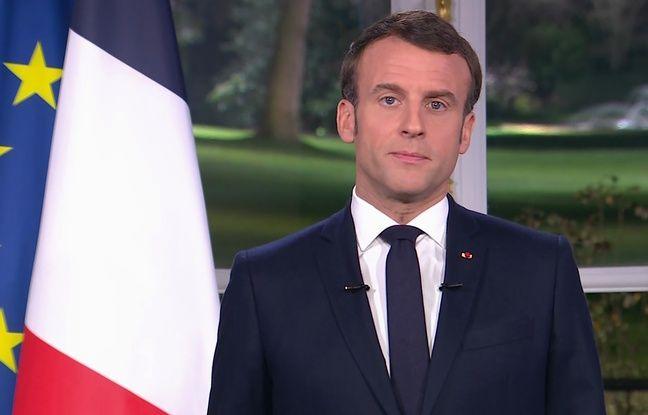 VIDEO. Réforme des retraites, Brexit, «unité nationale»... Que faut-il retenir des vSux d'Emmanuel Macron?