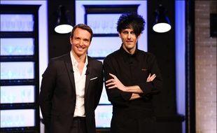 Olivier Streiff a fait une apparition dans l'épisode 6 de la saison 7 de «Top Chef»