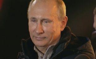Vladimir Poutine dans le documentaire «Poutine pour toujours?»