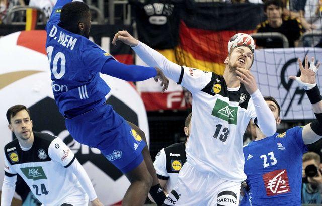 Mondial de handball: Les Bleus ont «pris des tartes» et sont «fiers» d'avoir su répondre aux Allemands