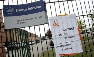 Des suicides en série à France Telecom.
