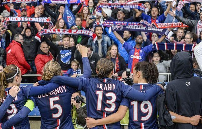 20 Minutes, Virées du Camp des Loges, les joueuses du PSG joueront donc... au Camps des Loges, et Eurosport annule la diffusion