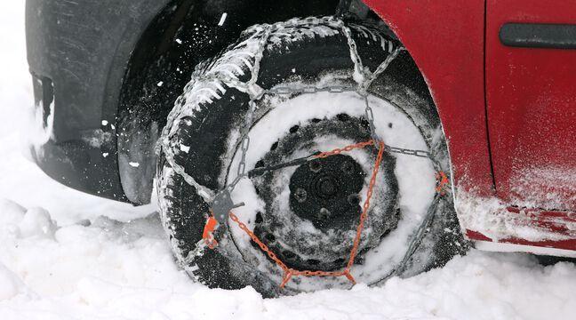 Neige en montagne : Allez-vous vous plier à l'obligation d'équipements hivernaux à partir du 1er novembre ?