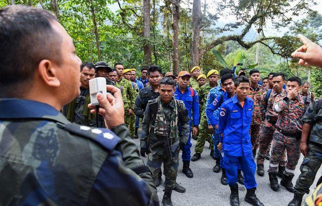 Disparition de Nora Quoirin en Malaisie: La voix de la mère de l'adolescente diffusée dans la jungle