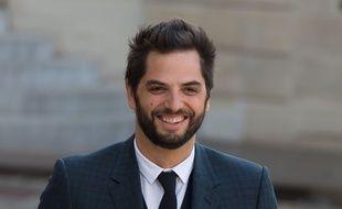 Diego Bunuel, alors responsable des documentaires à Canal+, lors d'un dîner à l'Élysée en l'honneur de la venue de la reine Letizia et du roi Felipe VI d'Espagne en 2015