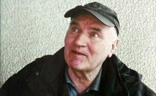 L'ancien chef militaire des Serbes de Bosnie, Ratko Mladic, après son arrestation, le 26 mai 2011.