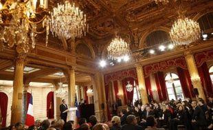 Conférence de presse de François Hollande du 15 mai 2013